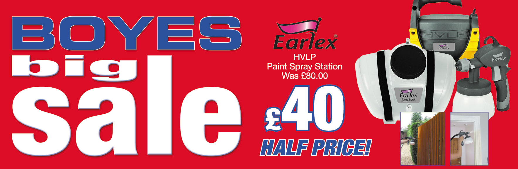 Earlex HVLP Paint Spray Station Was £80 ONLY £40