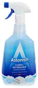 Astonish Fabric Refresher & Deodoriser