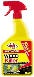 'doff' Advanced Weedkiller
