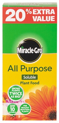'Miracle Gro' All Purpose Plant Food