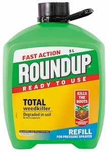 'Roundup' Fast Action Weedkiller