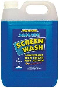 'Polygard' Arctic Concentrated Screenwash