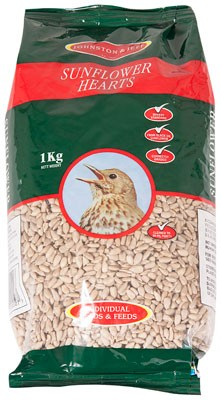 Wild Bird Food Sunflower Hearts