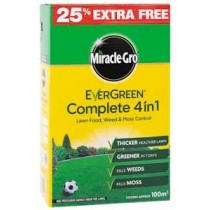 'Evergreen' Complete 4 in 1