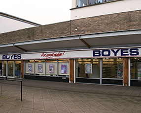 shops in blaydon