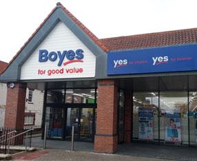 Boyes For Good Value
