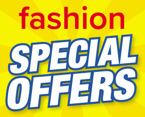 Fashion special offers