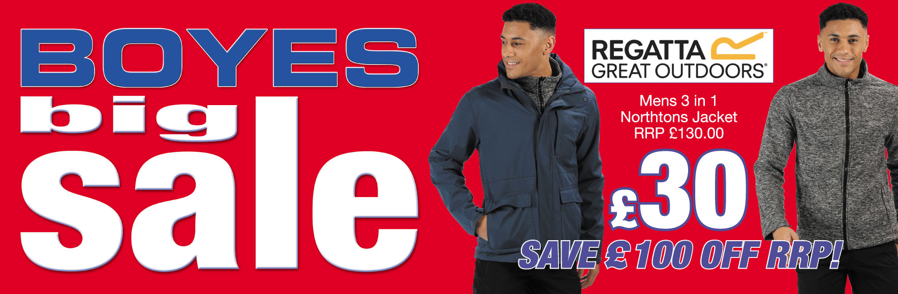 Regatta Mens 3 in 1 Northtons Jacket. RRP £130. ONLY £30. Save £100